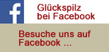 Glückspilz bei Facebook - Besuche uns auf Facebook